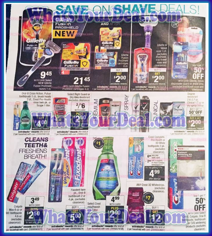 CVS Ad Scans January 24, 2016 - January 30, 2016