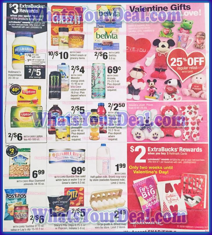 CVS Ad Scans January 31, 2016 - February 6, 2016